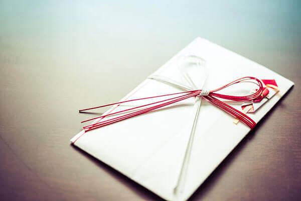 家族婚のご祝儀相場と結婚式費用の考え方