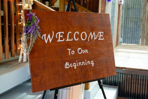 ウェルカムボードは必要?結婚式のウェルカムボードが必要な理由を紹介!