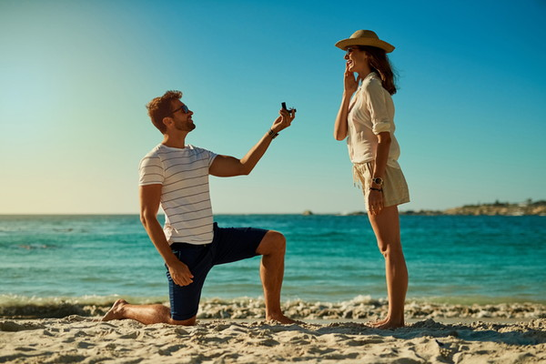 プロポーズまでの交際期間はどれくらい?プロポーズのベストなタイミングとは